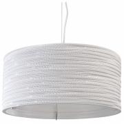 Graypants - Drum 18 Pendelleuchte 45 cm   Weiß