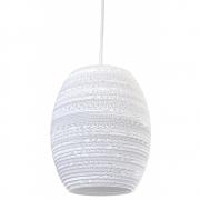 Graypants - Oliv Pendelleuchte Weiß