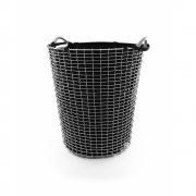 Korbo - Laundry Bag Wäschebeutel 80 Liter | Schwarz