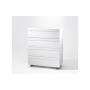 A2 - White Storage Schrank