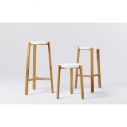 A2 - Happy Bar stool h 66 Barhocker