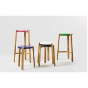A2 - Happy Bar stool h 76 Barhocker