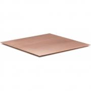 by Lassen - Base for Kubus 8 Pedestal Copper