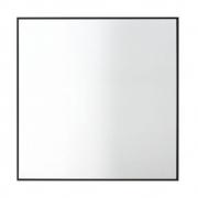 by Lassen - View Spiegel 56x56 cm Schwarz