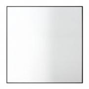 by Lassen - View Mirror 70x70 cm Black