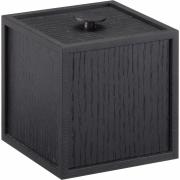 by Lassen - Frame 10x10cm Box Black Ash