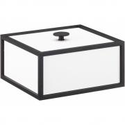 by Lassen - Frame 14x14cm Box Weiß