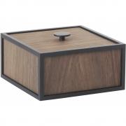 by Lassen - Frame 14x14cm Box Geräucherte Eiche
