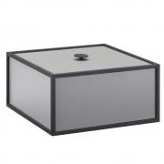 by Lassen - Frame 20x20cm Box Dunkelgrau