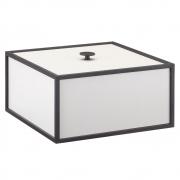 by Lassen - Frame 20x20cm Box Hellgrau