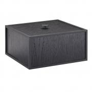 by Lassen - Frame 20x20cm Box Schwarze Esche