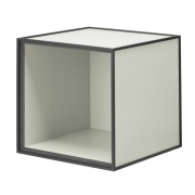 by Lassen - Frame 28 Box without door Green