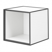 by Lassen - Frame 28 Box without door White