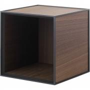 by Lassen - Frame 28 Box ohne Tür Geräucherte Eiche