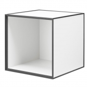 by Lassen - Frame 35 Box without door White