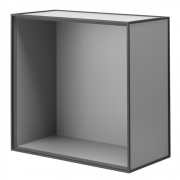 by Lassen - Frame 42 Box without door Dark Grey