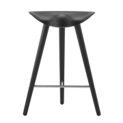 by Lassen - Tabouret de Bar ML42 H69 cm