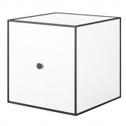 by Lassen - Frame 35 Box mit Tür Weiß