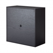 by Lassen - Frame 42 Box incl. door Black Ash