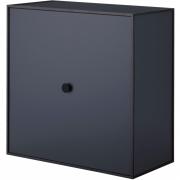 by Lassen - Frame 42 Box mit Tür Dunkelblau