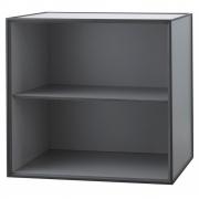 by Lassen - Frame 49 Box ohne Tür Dunkelgrau