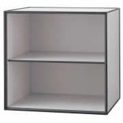 by Lassen - Frame 49 Box without door Light Grey