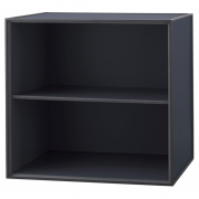 by Lassen - Frame 49 Box ohne Tür Dunkelblau