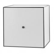 by Lassen - Frame 49 Box mit Tür Hellgrau