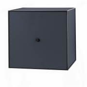 by Lassen - Frame 49 Box incl. door Dark Blue