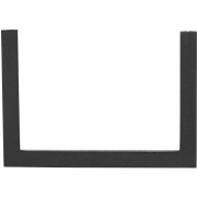 by Lassen - Single Rahmenträger zu Frame 42