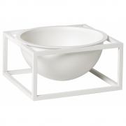 by Lassen - Kubus Bowl Centerpiece small | Branco