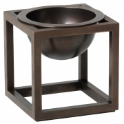 By Lassen - Kubus Bowl Mini Cobre Bronzeado