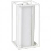 by Lassen - porte-rouleau de papier absorbant Roll'in blanc