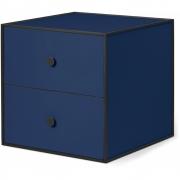 by Lassen - Frame 35 Box mit zwei Schubladen