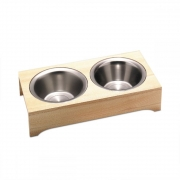 side by side - Spike Dog Bowl