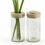 side by side - Ersatzglas für Vase & Dose