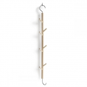 side by side - 1 for 8 Hanging Hooks