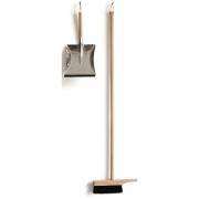 side by side - Brush & Dustpan