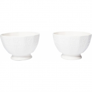 Petite Friture - Braille Bowl (Set of 2)