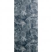 Petite Friture - Jungle Wallpaper White on Black