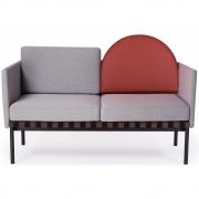 Petite Friture - Grid 2-Seater Sofa