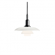 Louis Poulsen - PH 3/2 Pendant Lamp High Lustre Chrome