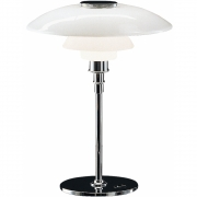 Louis Poulsen - PH 4½-3½ Glass Table Lamp
