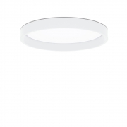 Louis Poulsen - LP Circle semi-encastré plafonnier Ø 26 cm, 13W LED 4000K | Blanc | DALI / SWITCH-DIM