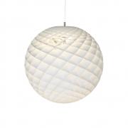 Louis Poulsen - Patera Pendelleuchte Ø 45 cm | Weiß