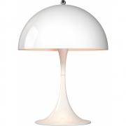 Louis Poulsen - Panthella Mini Tischleuchte Weiß