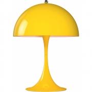 Louis Poulsen - Panthella Mini Tischleuchte Gelb