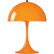 Louis Poulsen - Panthella Mini Tischleuchte Orange