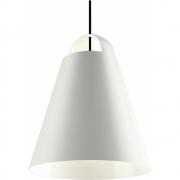 Louis Poulsen - Above Pendelleuchte Ø 40 cm   Weiß