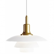 Louis Poulsen - PH 3½-3 Glass Pendant Lamp